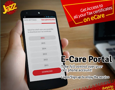 Jazz ecare - How To Register A New Account ecare jazz & login