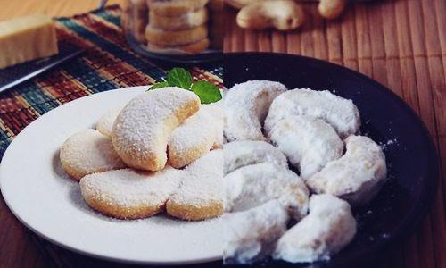 Cara Membuat dan Resep Kue Putri Salju Asli Original - chef.heru.my.id