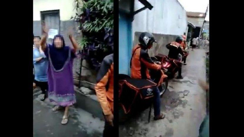 Viral Warga Bandung Tolak Paket Bantuan Ridwan Kamil
