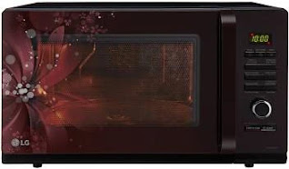LG 32 L Convection Microwave Oven (MC 3286 BR0M)