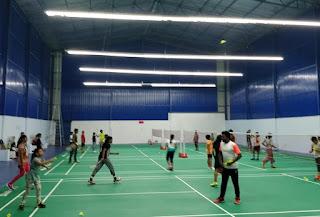 KAPTN Badminton Hub