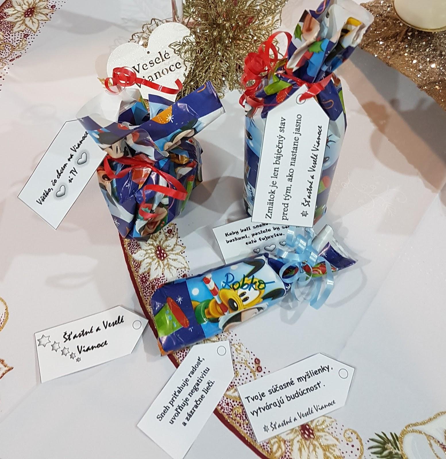 b8ddae23b2 Vianočné štítky - Motivačné - NA STIAHNUTIE zadarmo - Blogerky.cz