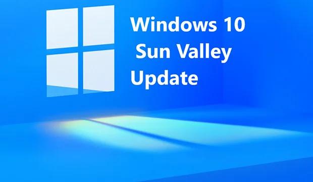 Windows 10 Sun Valley Update : prochaine génération de Windows 10 prévu le 24 juin