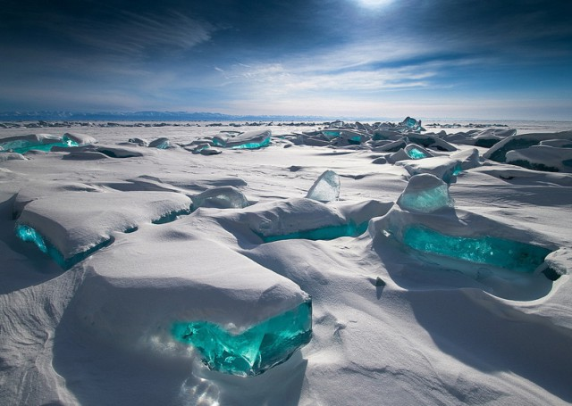 Байкал в пейзажных фотографиях Алексея Трофимова