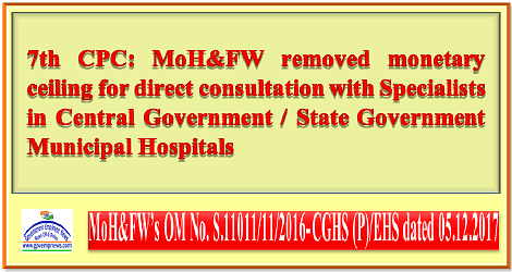 moh&fw-removed-monetary-ceiling-for-direct-treatment-with-specialists-in-central-state-municipal-govt-hospitals
