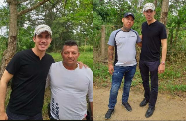 Oposición se negó a debatir en la AN vínculos de Guaidó revelados en fotos con narcotraficantes colombianos