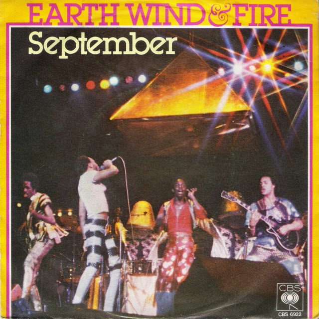 earth, wind and fire september - photo #22