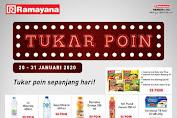 Promo Katalog Ramayana Tukar Pesta Poin 20 - 31 Januari 2020