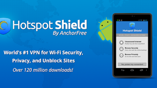 dowload Hotspot Shield Elite