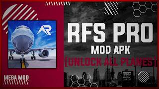 RFS PRO MOD APK [FULL - UNLOCKED] Latest (V1.3.4)