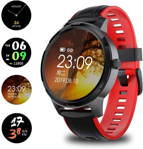 Review Eurason New Full Touch Screen Smartwatch
