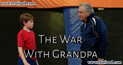 The War With Grandpa full Comedy Movie Watch and Download
