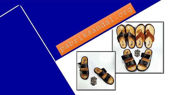 Distributor Sandal Pria Imitasi Kulit - Sandal ZL Pria CPC