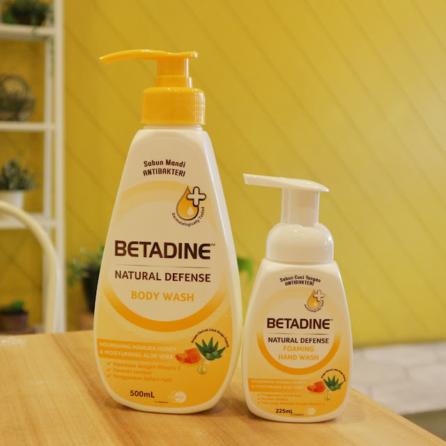 Betadine Natural Defense Manuka Honey Review
