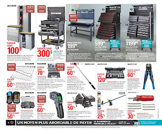 Canadian Tire Weekly Flyer Circulaire January 19 - 25, 2018
