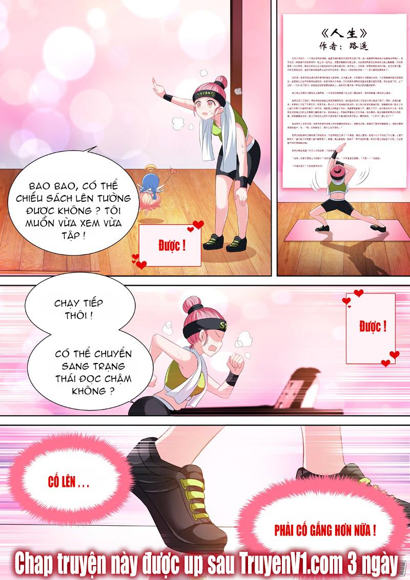 Hệ Thống Chế Tạo Nữ Thần chap 12 - Trang 8