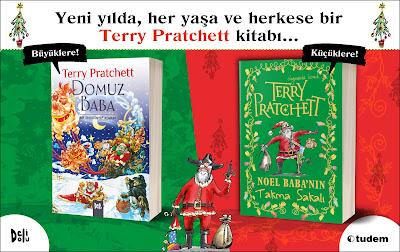 Noel Baba'nın Takma Sakalı, Domuz Baba Terry Pratchett, Deli Dolu Yayınları