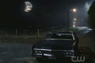6x22 - The Man Who Knew Too Much impala