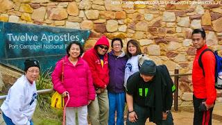 Perseverandas at Twelve Apostles Port Cambell National Park
