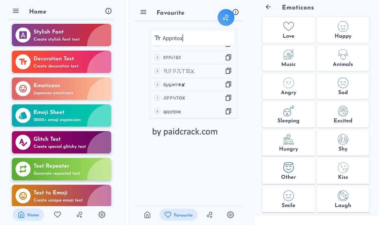 Stylish Text - Fonts, Symbols & Emojis Mod Apk