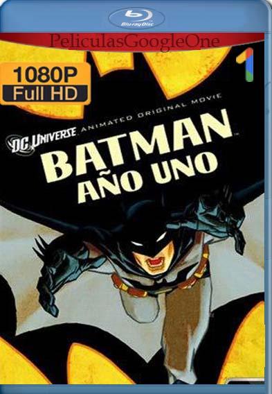 Batman: Año Uno [1080p BRrip] [Latino-Inglés] [GoogleDrive] LaChapelHD