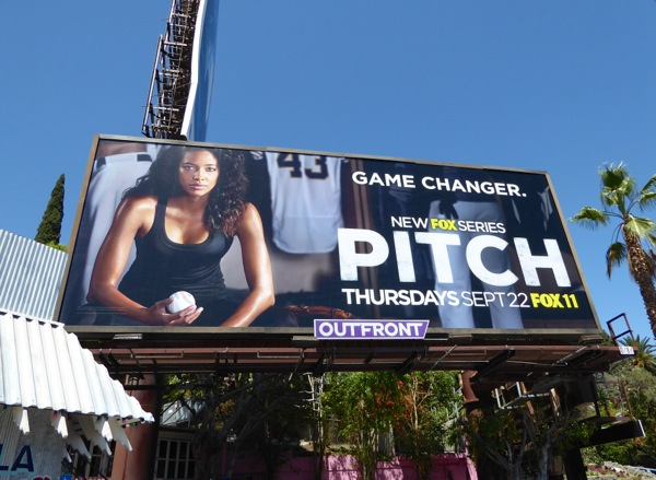 Pitch series premiere billboard