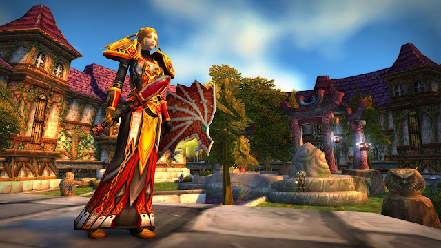 WORLD OF WARCRAFT : Official Game Direct Free Download