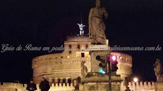 Tours personalizados portugues em ROma