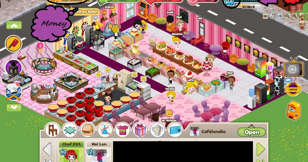 Facebook cafeland Cafeland