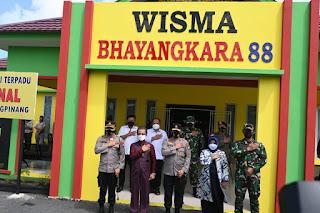 Kapolda Kepri Resmikan Wisma Bhayangkara 88 Satya Haprabu Polres Tanjungpinang