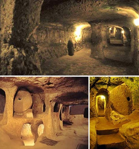 Stone Age Tunnels
