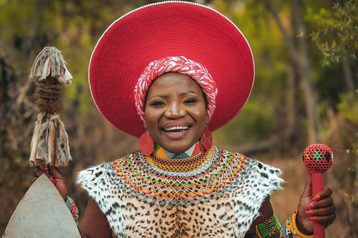 Makhadzi Heritage Day Outfit And It's Meaning!