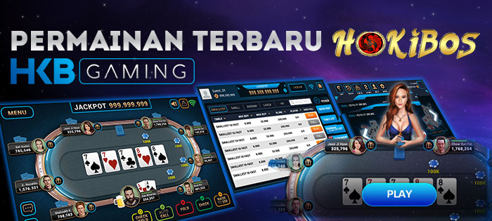 Situs Poker Terbesar Bisa Di Mainkan Di Provider Hkb Gaming