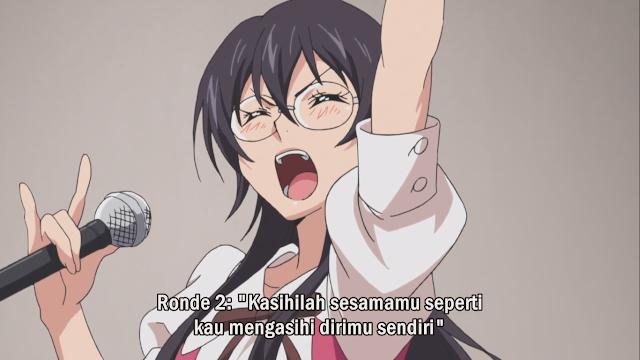 Nana Maru San Batsu Episode 08 Subtitle Indonesia