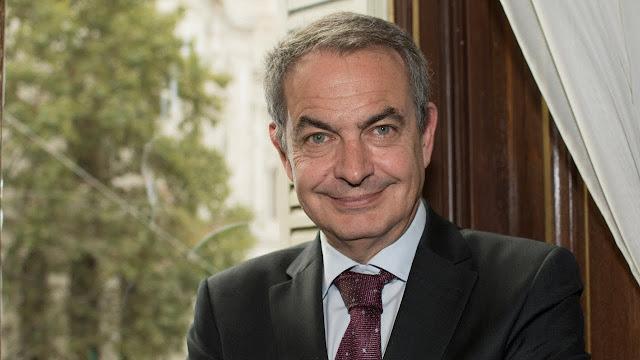 Zapatero apuesta por un acuerdo de izquierdas entre PSOE, PODEMOS y Más País