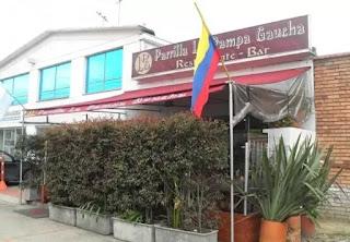 La Pampa Gaucha, restaurante argentino en Bogotá