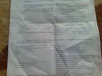 Subiecte grad II limba romana - Targoviste 2014