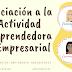 Libro/diapositivas Iniciación a la Actividad Emprendedora y Empresarial (IAEE)