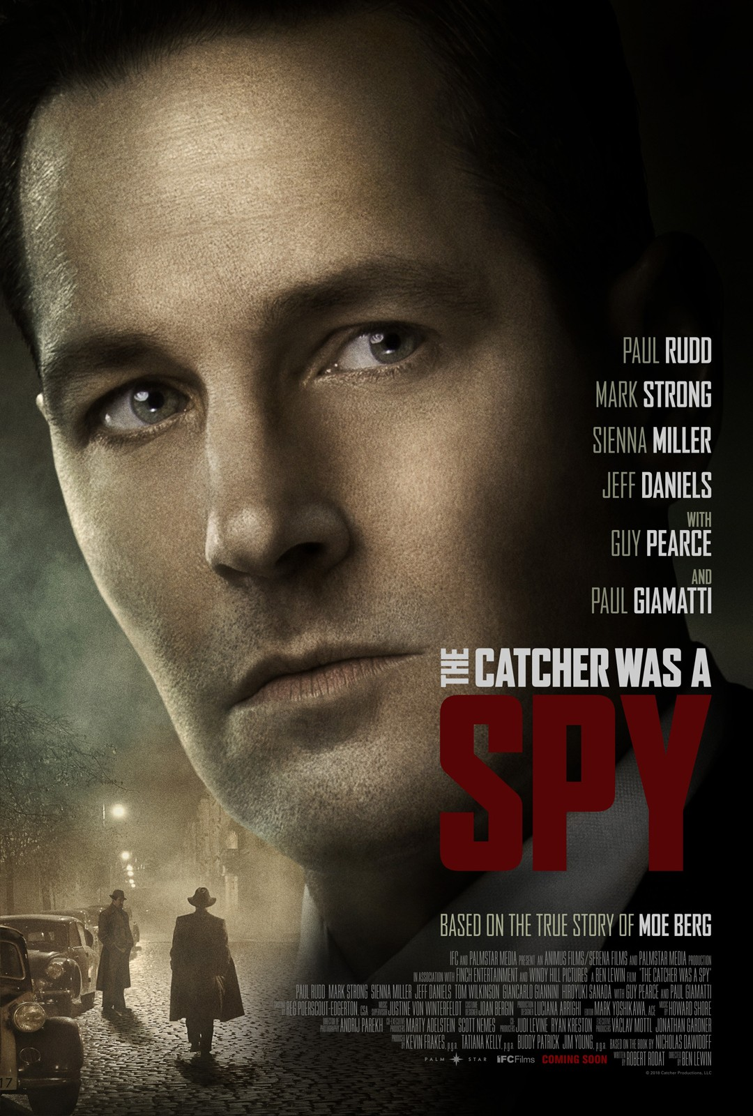 The Catcher Was a Spy [HDRip] [Streaming] [Telecharger]
