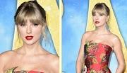"""Taylor Swift dreht die Köpfe im Rubinkleid bei der Premiere von """"Cats"""" zusammen mit den Eltern und dem Beau Joe Alwyn"""