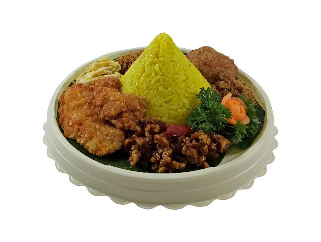 Mengenal 5 Elemen pada Nasi Tumpeng Jakarta