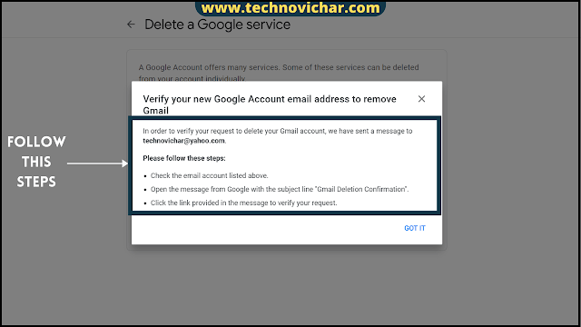 Gmail_ID_Delete_kaise_kare