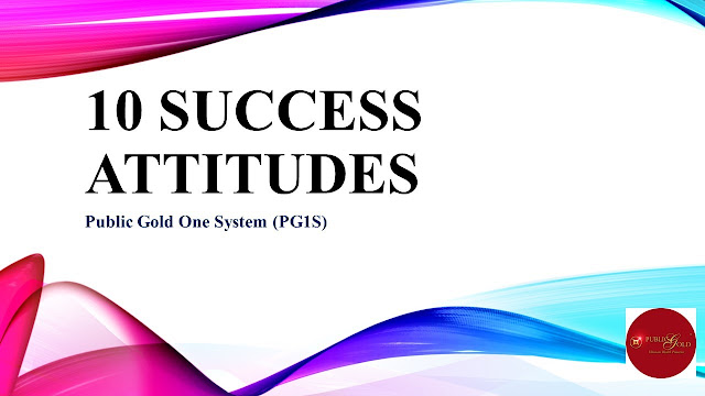 (PG1S) 10 Success Attitudes