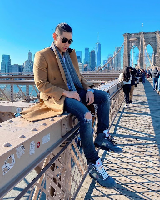 Winter to Spring Style: Round Up for Men