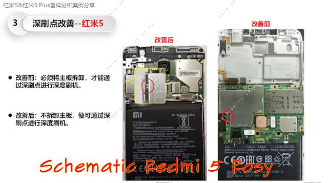 Schematic Xiaomi Redmi 5 Rosy_Gratis
