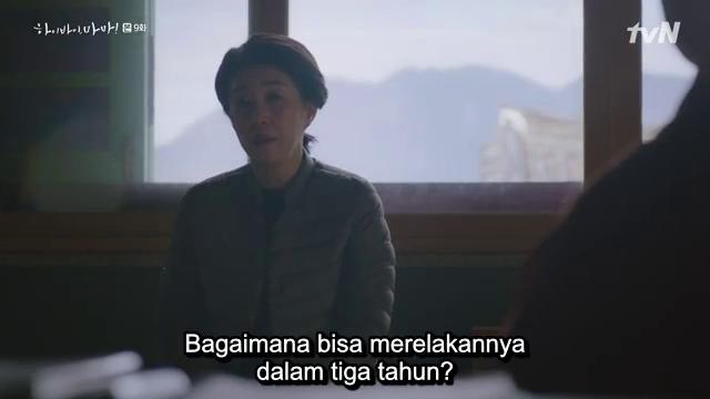Kim Min Kyung ada Jeon Eun Sook Cha Yu Ri's Mom