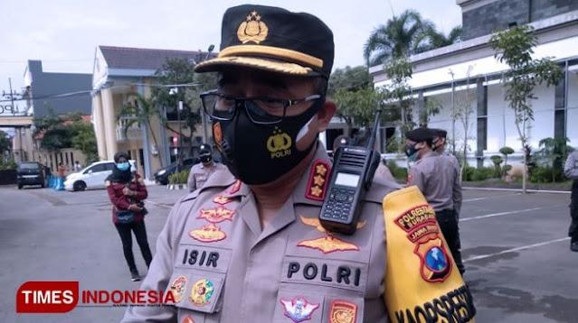Oknum Polisi Surabaya Terima Duit dari Bandar Narkoba