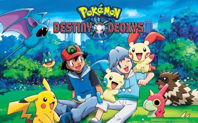 Pokemon The Movie Destiny Deoxys Animepisode Animepisode
