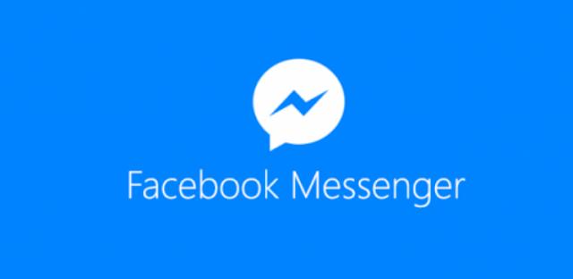 Facebook Messenger for Windows 10 Mobile
