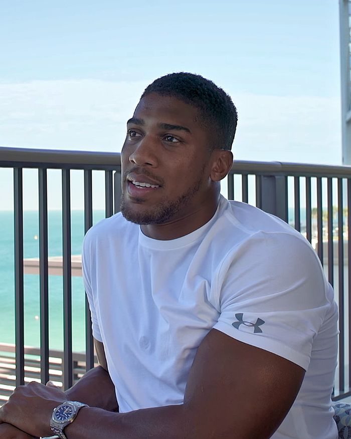 Anthony Joshua Hints On Retirement, Years Of Fight Left